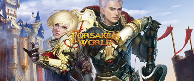 Forsaken World онлайн играть