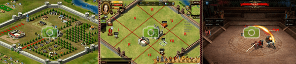 Скриншоты картинки игры castlot