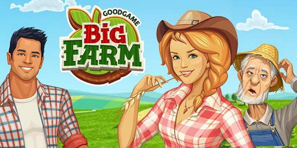 Big Farm онлайн играть