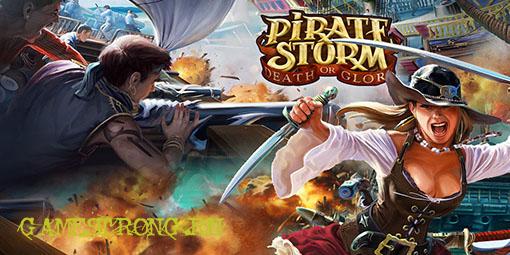 Онлайн игра Pirate Storm