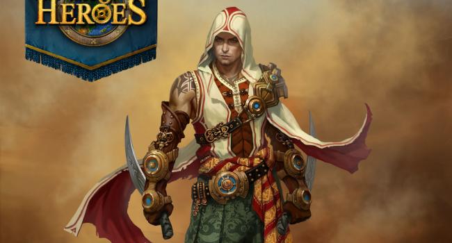 обзор игры rise of heroes