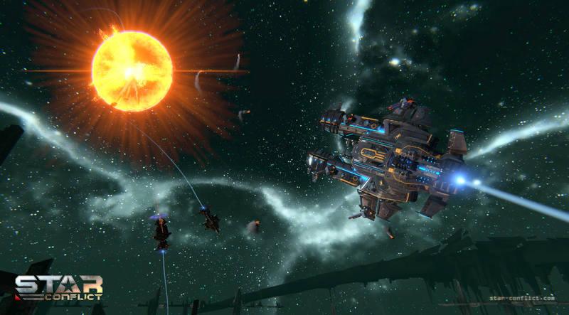 Star Conflict на русском