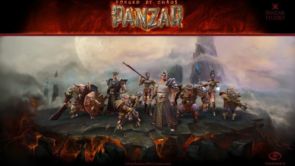 обои игры Panzar Forged by Chaos
