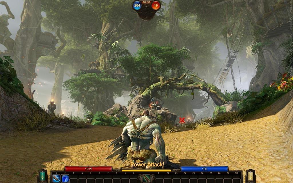 скриншоты игры Panzar