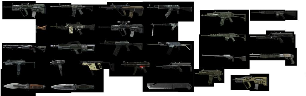 оружие war face